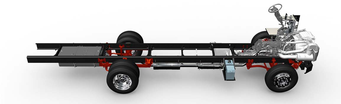 MB Chassis | Freightliner Chassis Bus