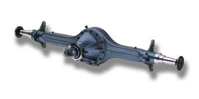 Meritor Single Axle